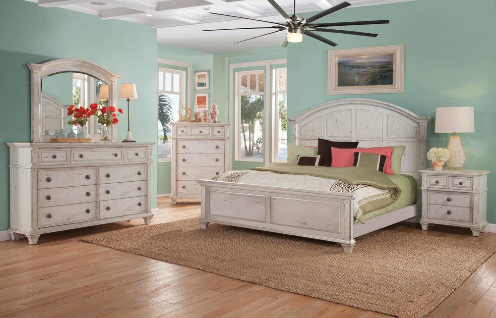 Dorinda Standard Configurable Bedroom Set
