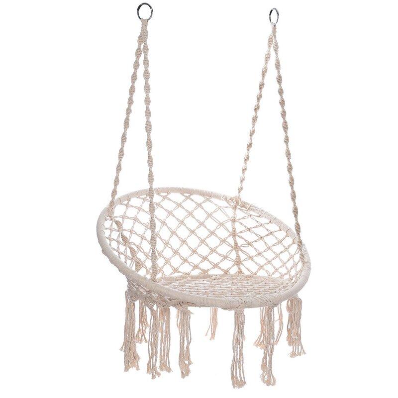 Macrame Swing Chair