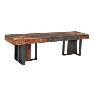 Fredson Wood Dining Bench