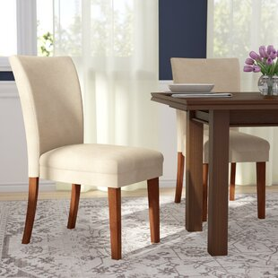Three Posts Rutledge Parsons Chair (Set of 2)