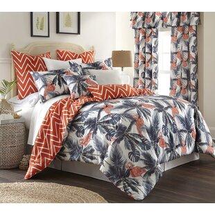 Bayou Breeze Payal Reversible Comforter Set