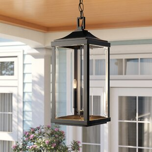 Charleston 3-Light Outdoor Hanging Lantern