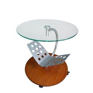 Brett End Table by Ebern Designs Reviews