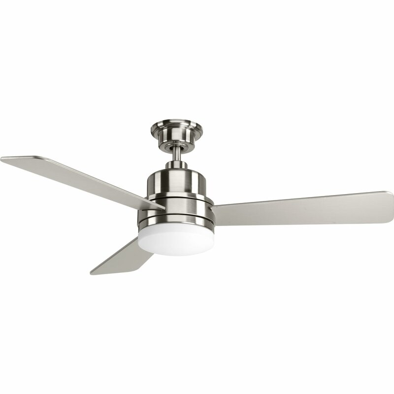 Red barrel studio 52 rathburn 3 blade ceiling fan reviews wayfair 52 rathburn 3 blade ceiling fan aloadofball Images