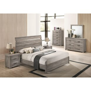 Teme Platform 6 Piece Bedroom Set