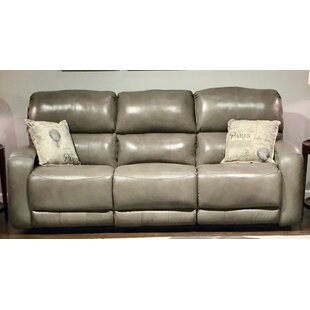 Fandango Leather Reclining Sof..