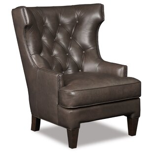 Maximus Wingback Chair by Hook..