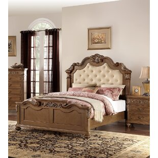 Liao Upholstered Panel Bed