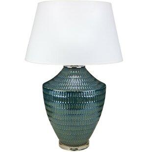 Ralston Textured Vase 28 Table Lamp