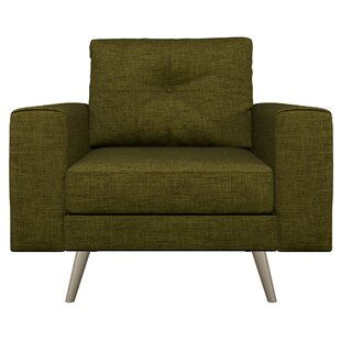 Binns Oxford Weave Armchair by Corrigan S..