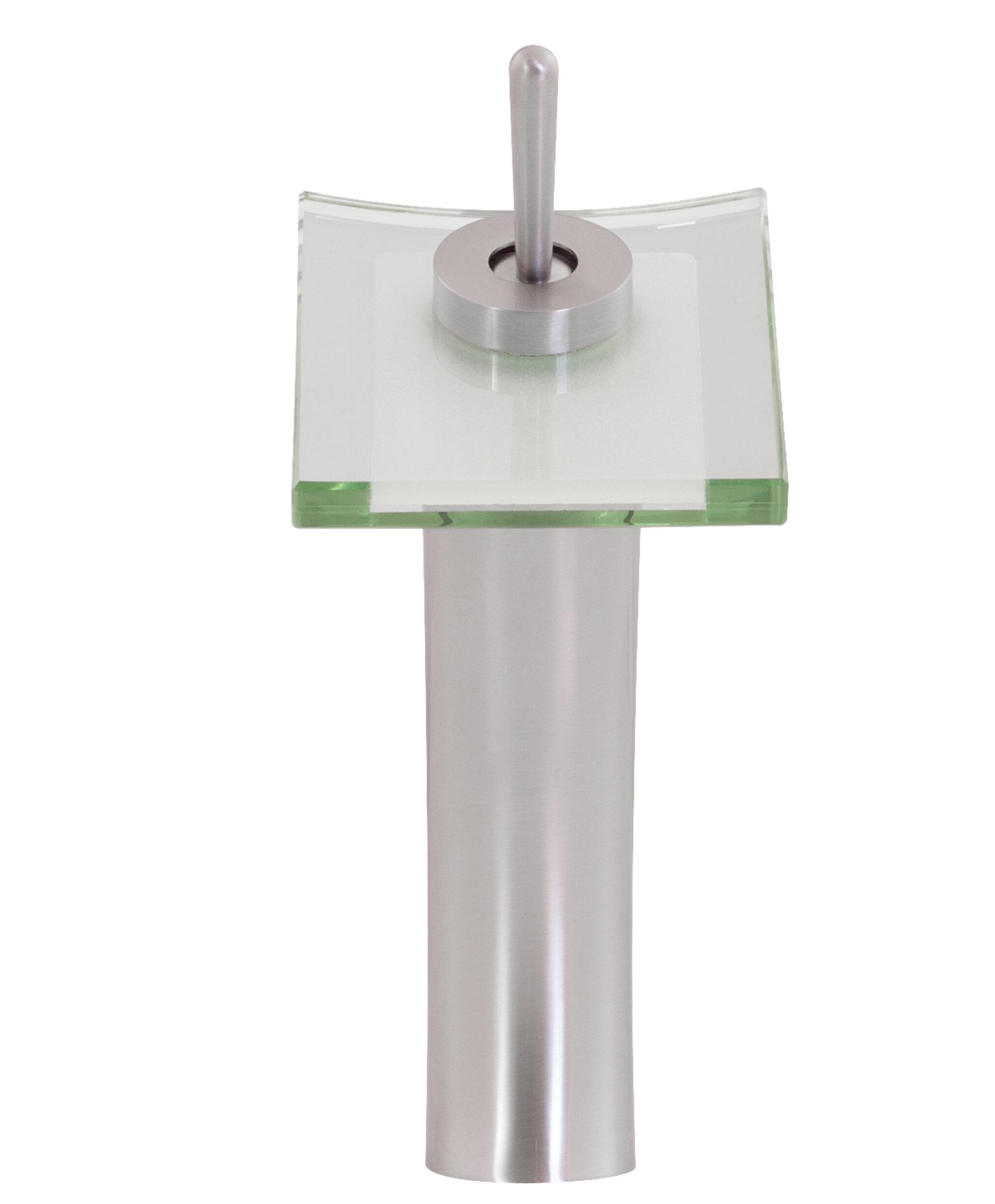 Topia Single Lever Vessel Sink Bathroom Faucet Reviews Wayfair