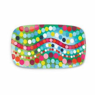 Bindi Rectangular Melamine Platter (Set of 2)