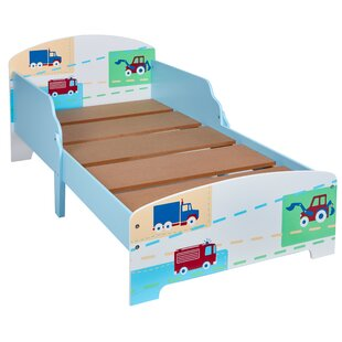 Garris Convertible Toddler Bed By Zoomie Kids