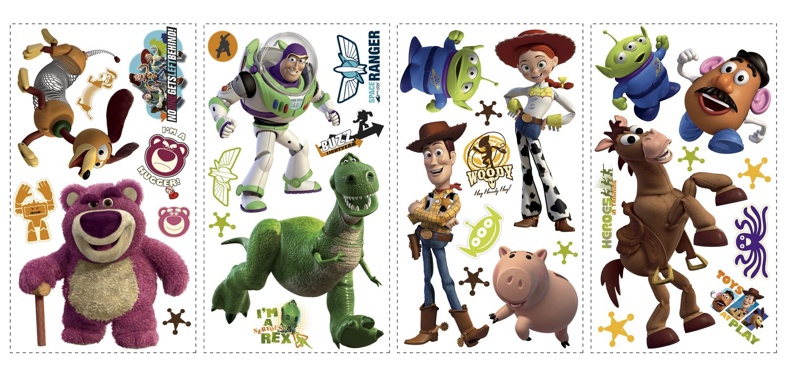 Toy Story Wall Decal Part 17