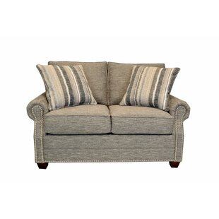 Shop Blasko Loveseat by Darby Home Co