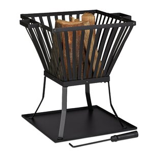 Gandara Fire Basket By Sol 72 Outdoor
