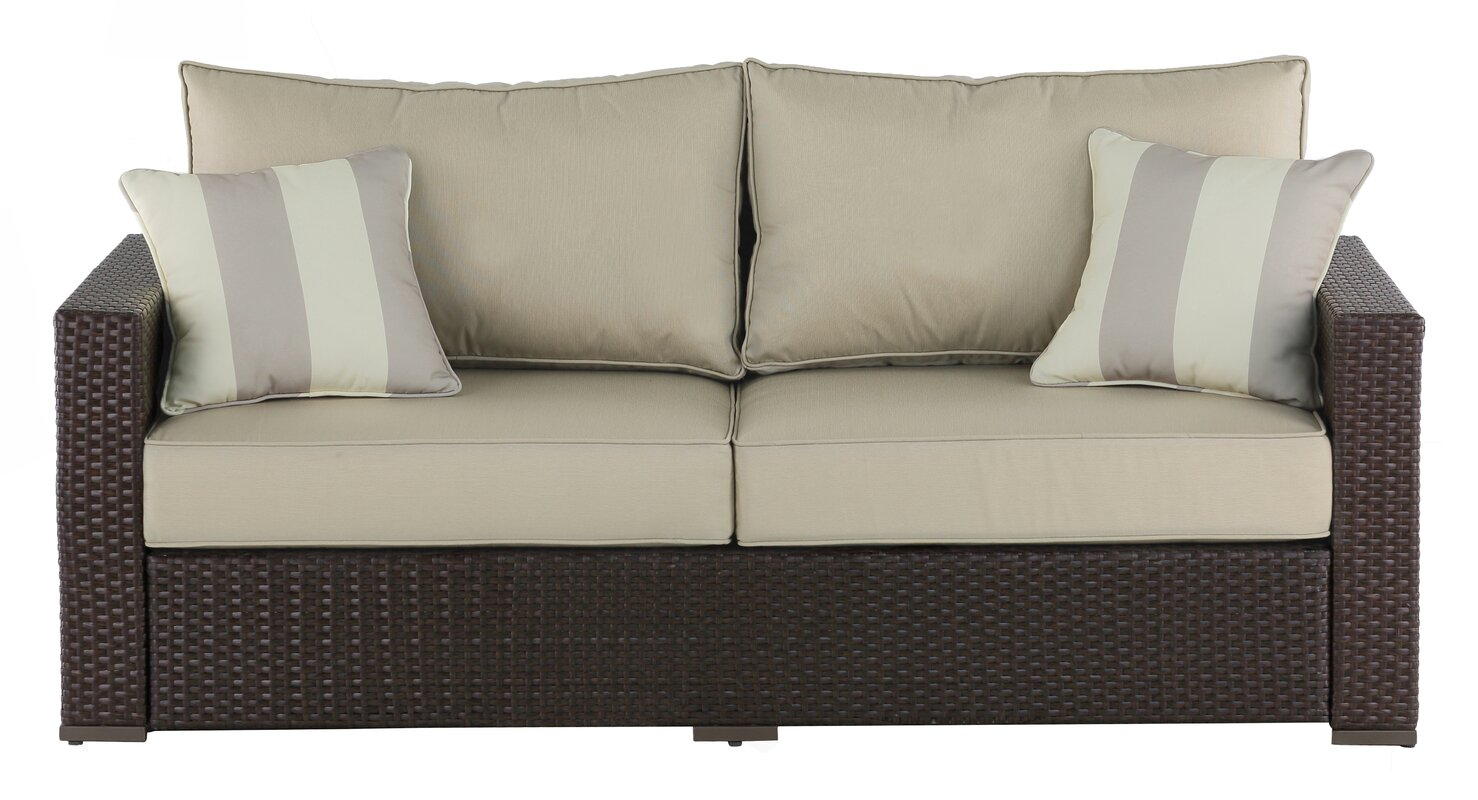 Exceptional Laguna Outdoor Sofa With Cushions
