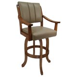 Montesino Swivel Counter & Bar Stool by Winston Porter
