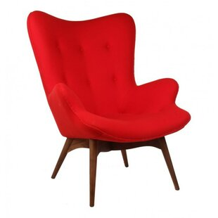 Langley Street Premium Feather Lounge Chair