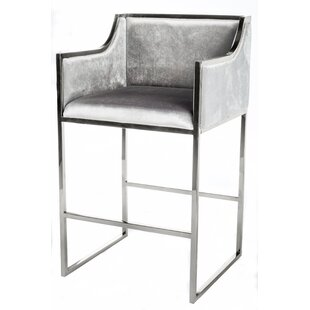 Statements by J Erin Gold Bar Chair (Set of 2)