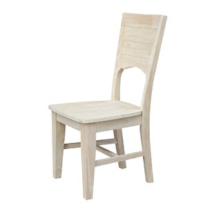 San Jose Solid Wood Dining Chair (Set of ..