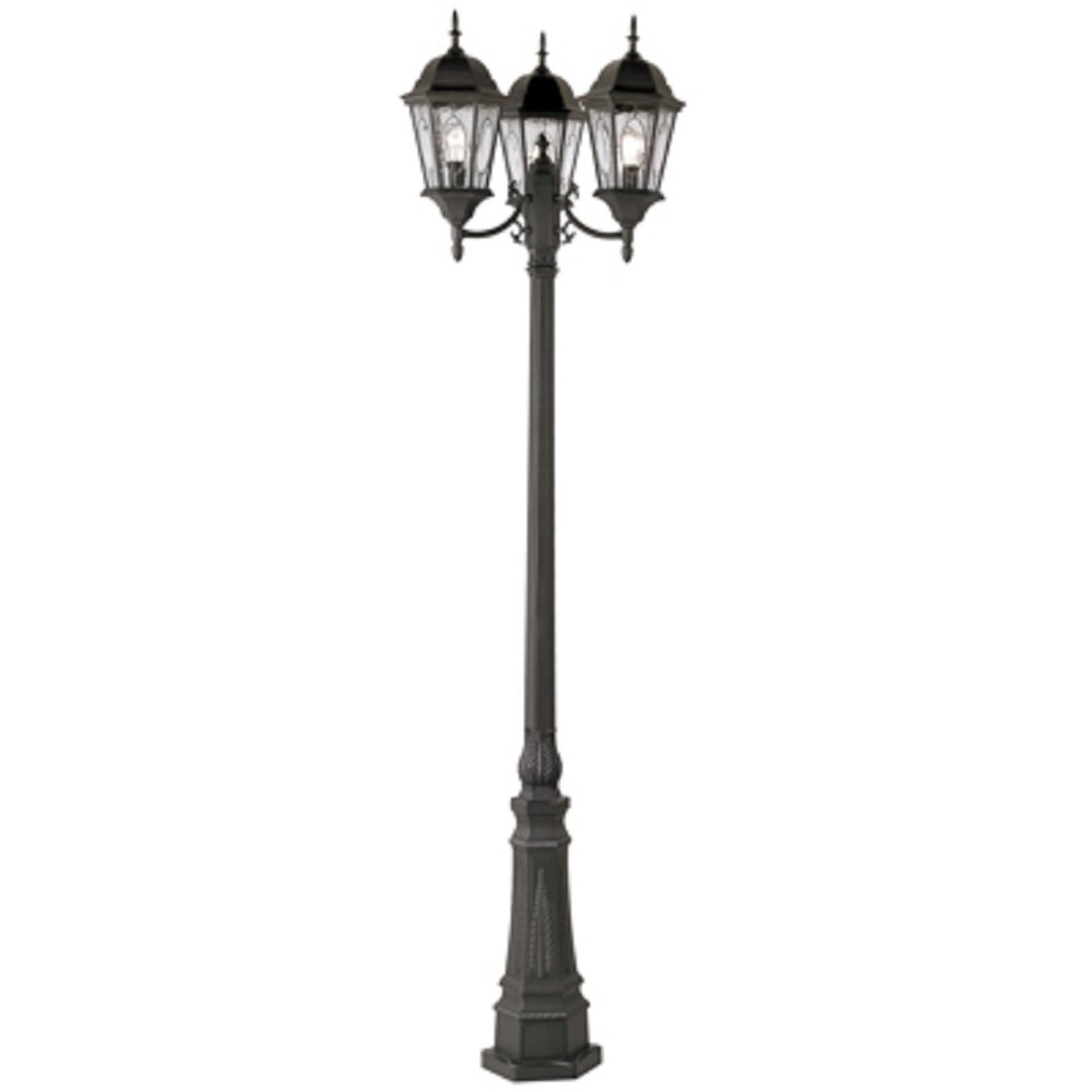 Charlton Home Tucker 96 Lamp Post