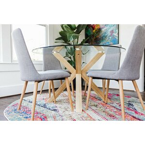 Kaylin 5 Piece Breakfast Nook Dining Set by Corrigan Studio