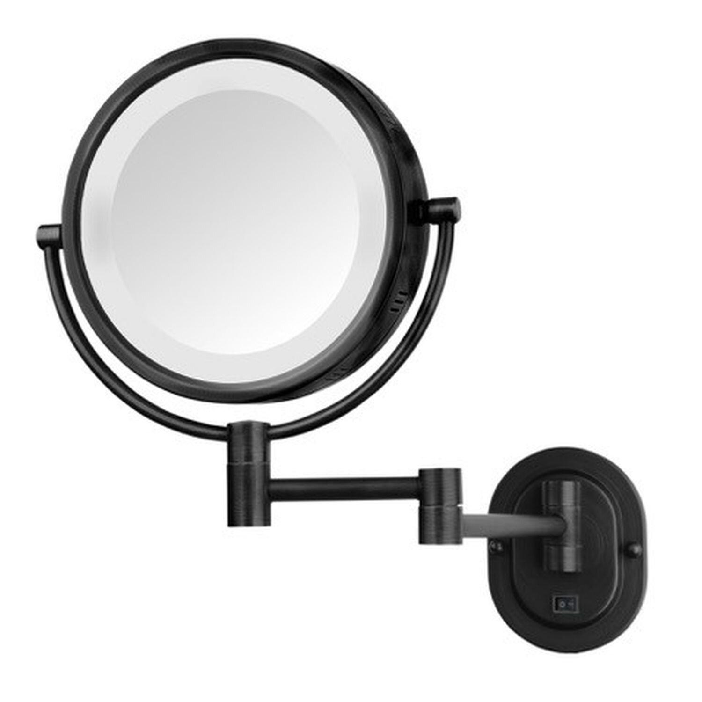 Winston Porter Lighted Magnifying Makeup Mirror Reviews Wayfair