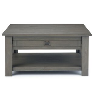 Laforce Square Coffee Table by Millwood Pines