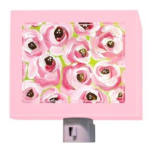 Oopsy Daisy Pink Roses Nig..
