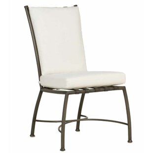 Majorca Patio Dining Chair With Cushion (Set Of 2) by Summer Classics Design