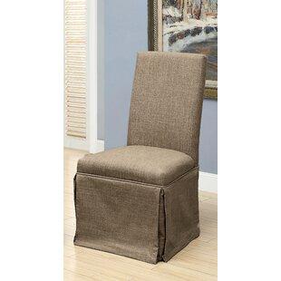 Darlene Upholstered Dining Chair (Set of 2)