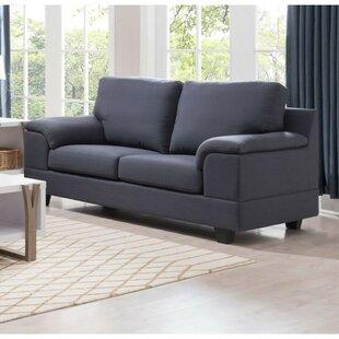 Alonzo Cushioned Sofa