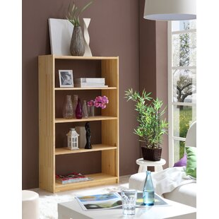Densmore Bookcase By Natur Pur