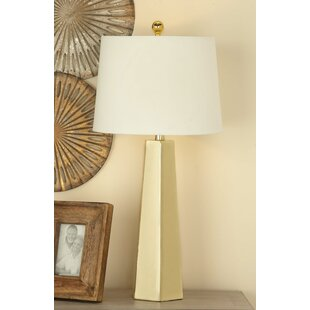 Attractive Gold Base Table Lamp | Wayfair
