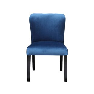 Great deal Ellefson Upholstered Dining Chair (Set of 2) by Red Barrel Studio Reviews (2019) & Buyer's Guide
