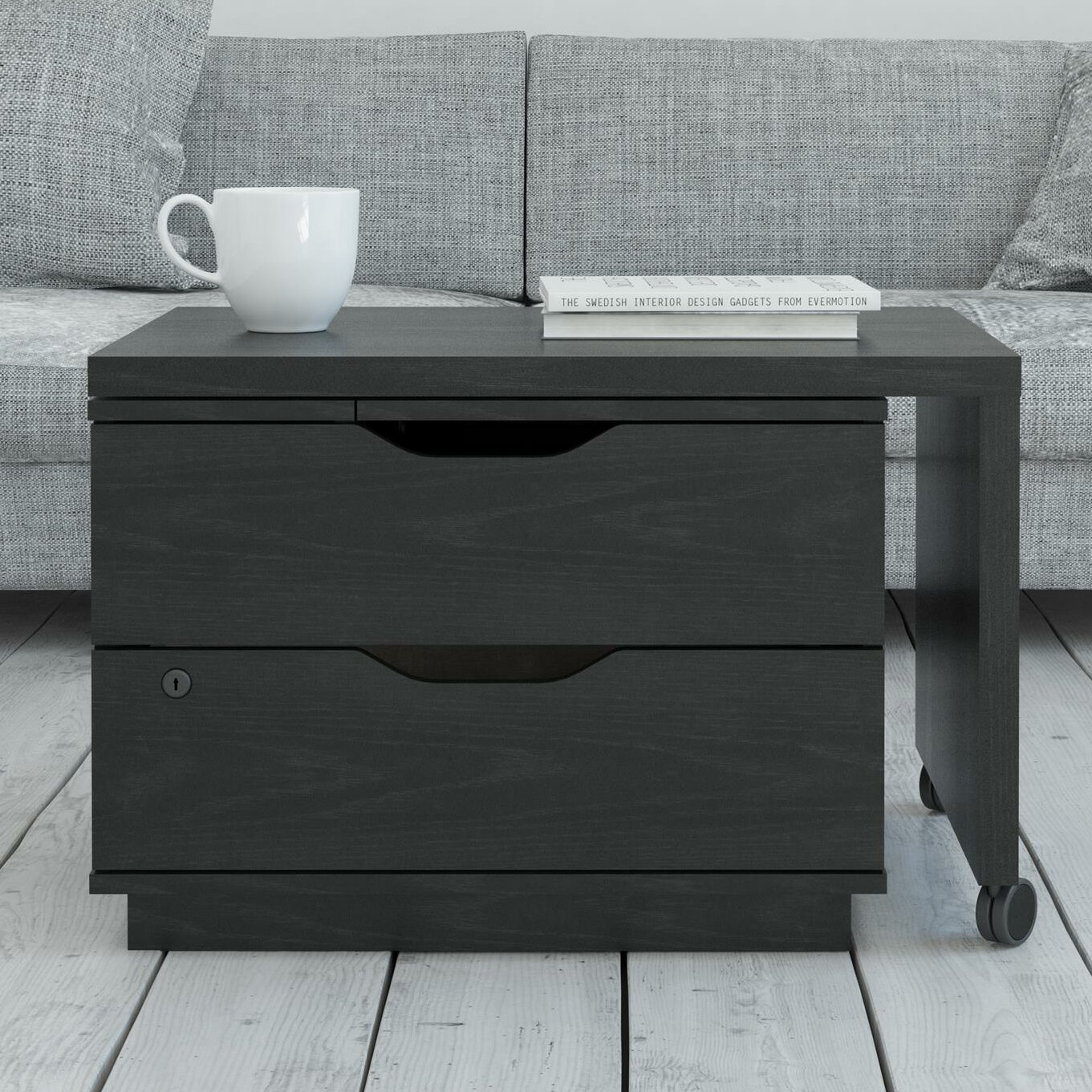 Ebern Designs Laila Lift Top Coffee Table With Storage Reviews Wayfair