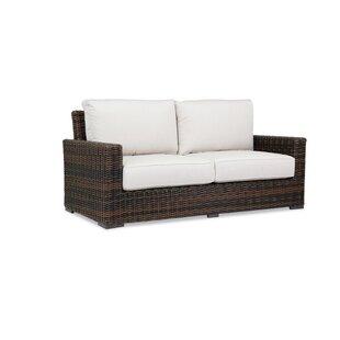 Montecito Loveseat with Sunbrella Cushions