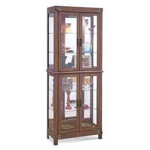 Tribeca II Lighted Curio Cabinet