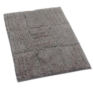 Buying Nathen 100% Cotton Chakkar Board Spray Latex Back Bath Rug ByThe Twillery Co.