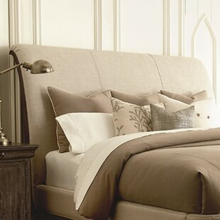 Pond Brook Upholstered Sleigh Headboard