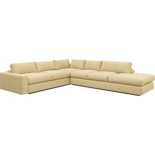 Jackson 114x 134 Corner Sectional with Bumper