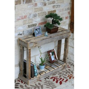 Price comparison Mercurio Console Table By Gracie Oaks
