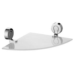 25.3 X 7cm Bathroom Shelf By Symple Stuff