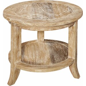 Cimarron Round End Table by Braxton Culler