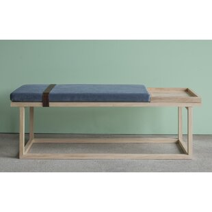 Tray Upholstered Bench
