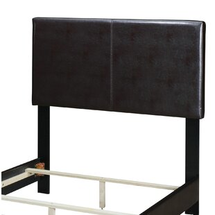 Affordable Price Sundhya Upholstered Panel Headboard by Ebern Designs