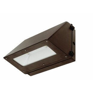 Howard Lighting 46-Watt LED Outdoor Security Wall Pack