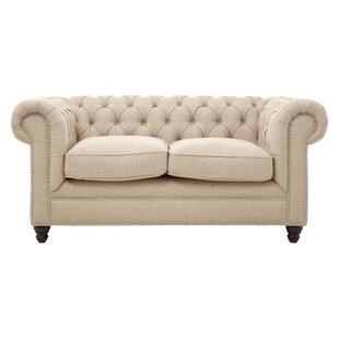 Fairborn 2 Seater Chesterfield Sofa By ClassicLiving
