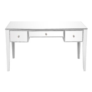 Orpha Glass Writing Desk b..